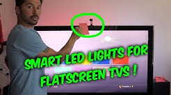 How to Install SMART LED BACKLIGHT kit For Flat-screen TVs