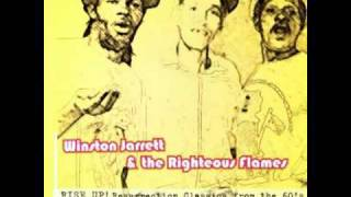 Winston Jarrett And The Righteous Flames - Gimme Some Sign