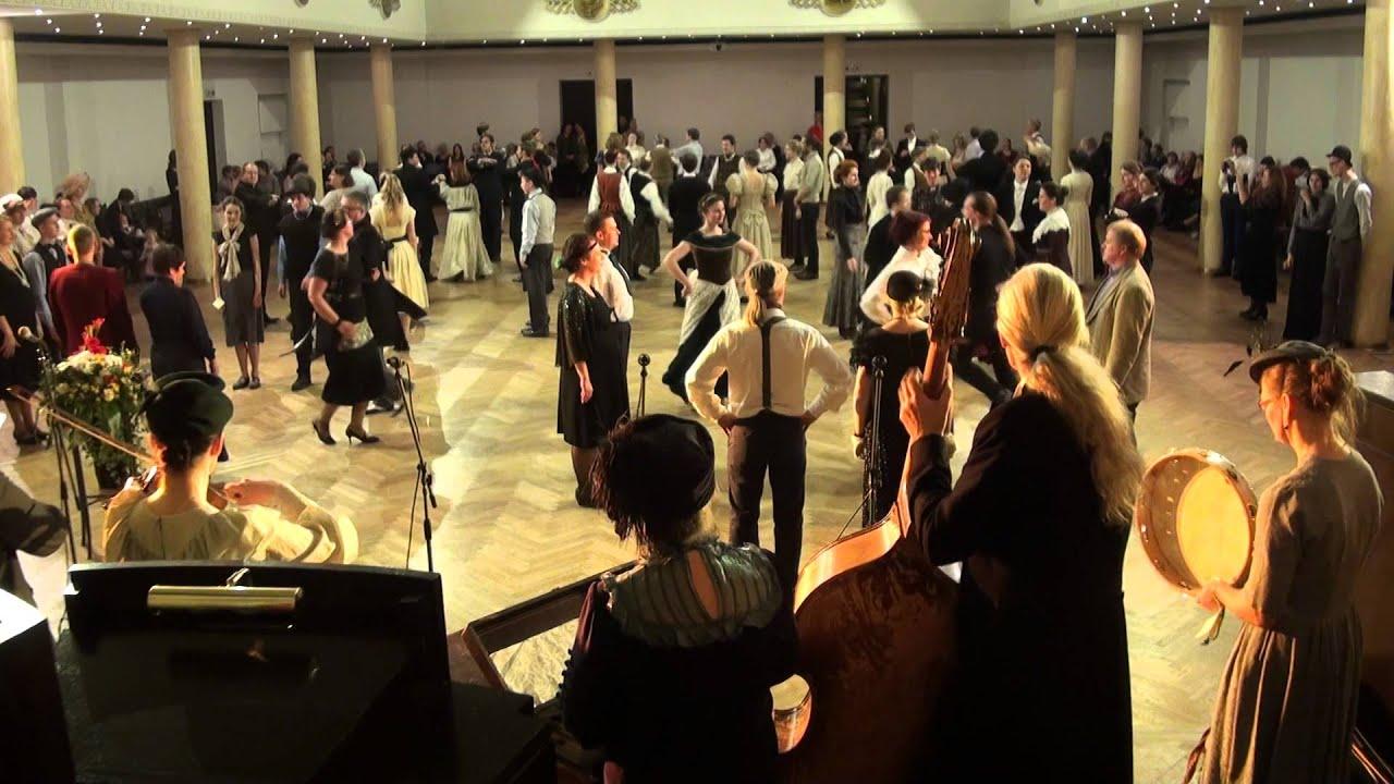 """00029 Folkloras mūzikas un deju kopas DANDARI 35 g. jubilejas  """"kadriļu balle"""""""""""