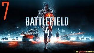 Прохождение Battlefield 4 на Русском [HD|PC] - Часть 7 (Прорыв) 18+