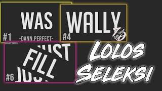 VIDEO YANG LOLOS SELEKSI CPM!! Video Lyric maker - part#1