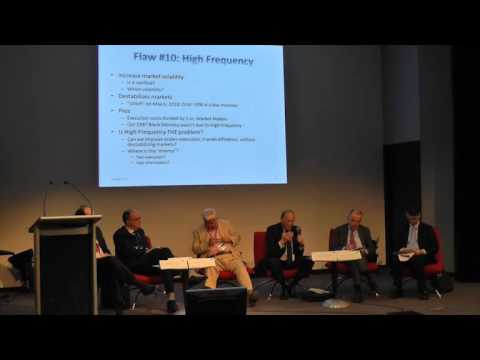FEBS Conference 2013, Debate about high frequency, part 1