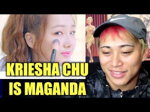 FIRST FILIPINA KPOP STAR KRIESHA CHU - TROUBLE!