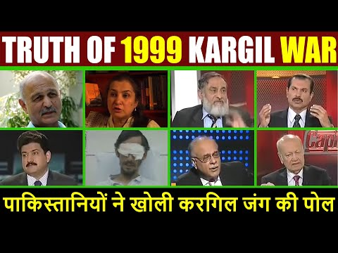 Truth of Kargil