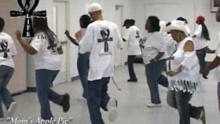 "Step  / Line Dance - ""mom's Apple Pie"""
