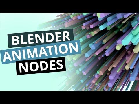 Blender Animation Nodes Random Lines