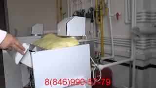 Видеоурок установка Протерм медведь турбонасадка РТ 50