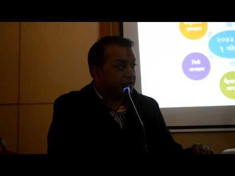 Minister Of Health Gagan Thapa