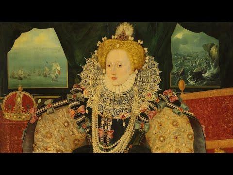 Portrait of Queen Elizabeth I Secured for the Nation