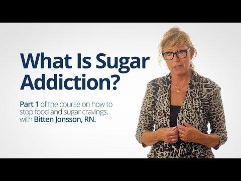 What is sugar addiction?