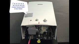 Видеообзор газовой колонки BOSCH Therm 4000 O WR 13 2