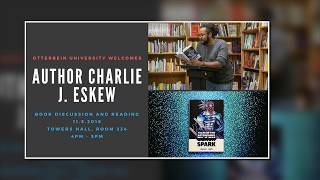 Author Reading - Tales of the Astonishing Black Spark