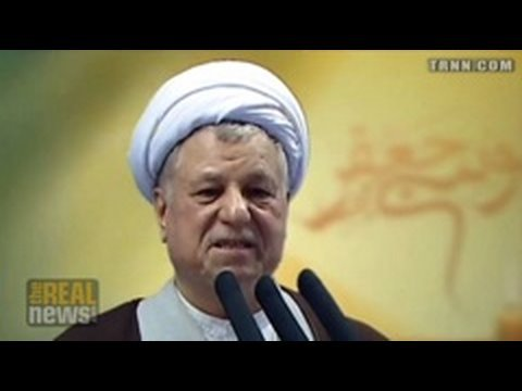 Struggle within Iranian elite continues