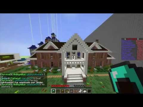 Full download como hacer una casita clasica de ladrillo for Como hacer una casa clasica en minecraft