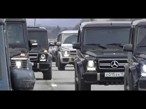 Mercedes G Class Mafia Benz