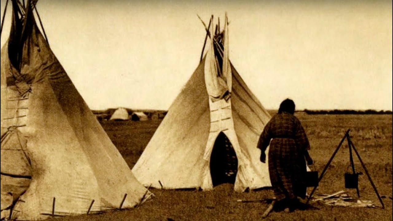 Oceti Sakowin: The People of the Seven Council Fir