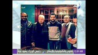 مع شوبير - يكشف حقيقة الصور المتداولة لتوقيع عبد الله السعيد للزمالك