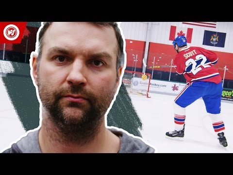 NHL All-Star John Scott: MVP Dad | No Days Off
