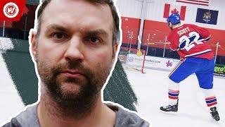 NHL All-Star John Scott: MVP Dad | No Days Off