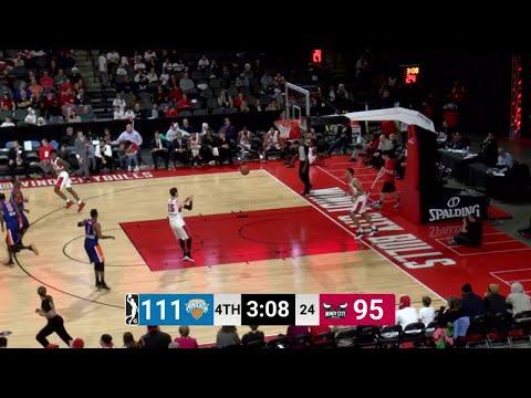 Trey Burke (21 points) Game Highlights vs. Windy City Bulls