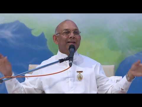 12.POWER OF SILENCE IN EVERYDAY LIFE - BK Suraj Bhai (GS) 21-05-2018