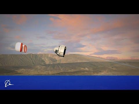 Boeing pone fechas a los vuelos de prueba de la cápsula tripulada Starliner