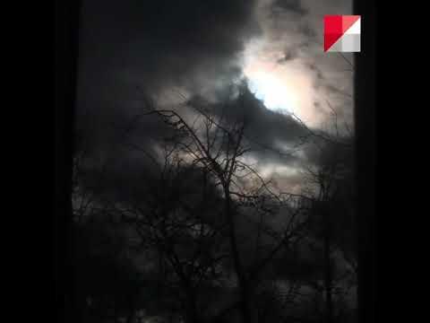 Видео Ярославль: два солнца на небе #shorts