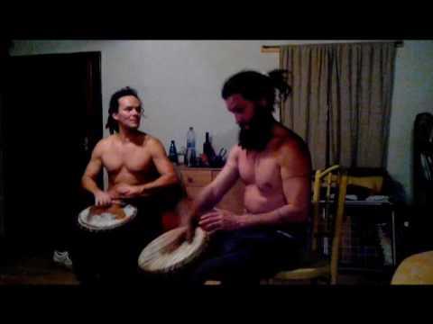 Duba a Buka - practicing Africa