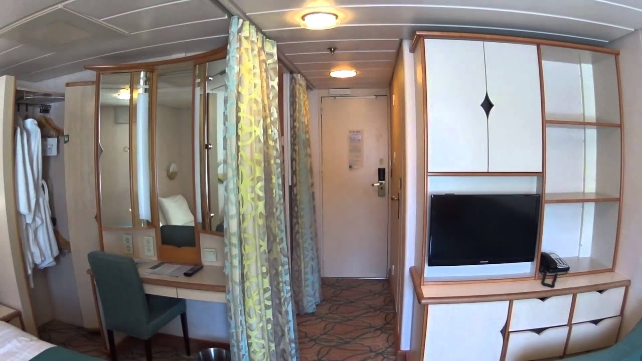Family Cabin Stateroom Oceanview Royal Caribbean Of The