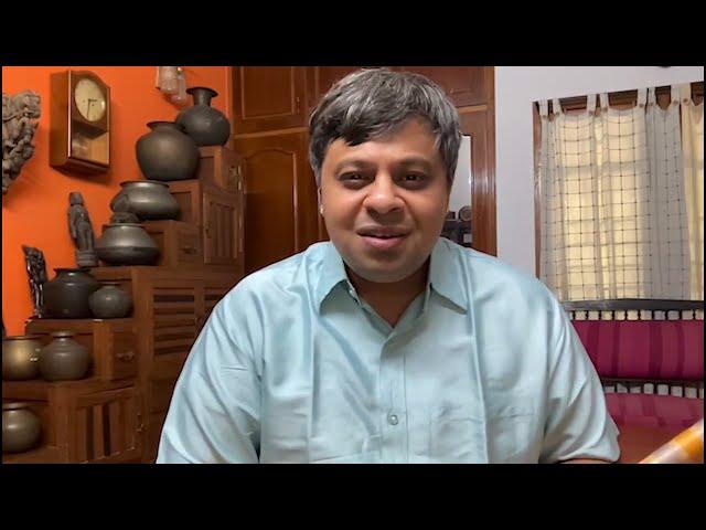 Yuva Swaranubhuti | Best wishes from the eminent Carnatic Flautist Shashank Subramanium