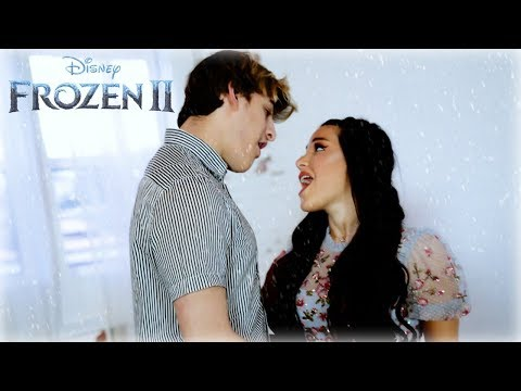 SHOW YOURSELF (Frozen 2 Cover) By Gabi And Collin