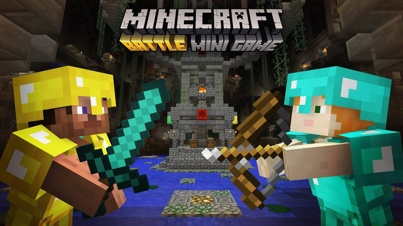 , Minecraft: Battle – gratis su console