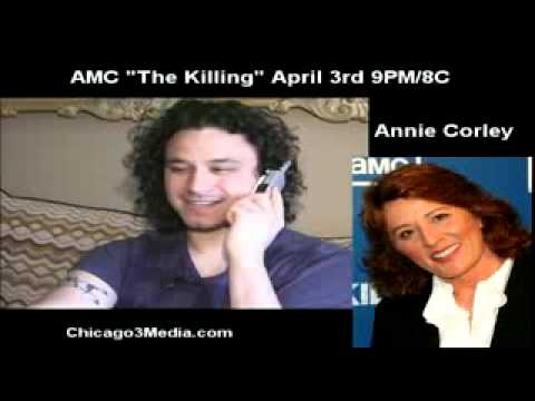 Anne Corley The Killing  Video.flv