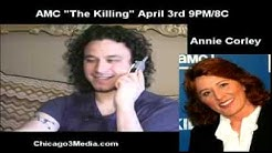 Anne Corley The Killing Interview Video.flv