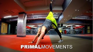 5 Easy Body Weight Exercises - (PRIMAL MOVEMENTS)