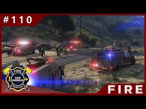 GTA V FiveM   Fire/EMS   *NEW* Supervisor Vehicle   MidwestRP #110