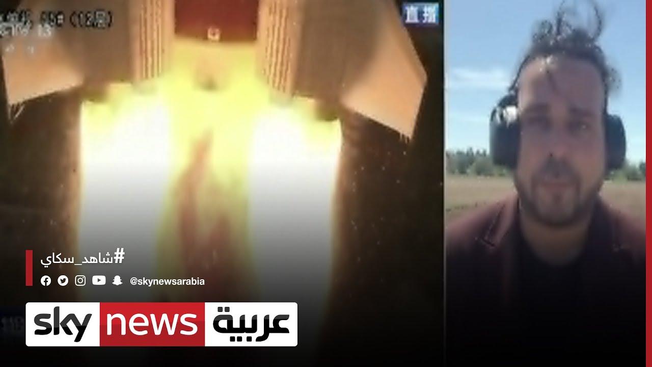 أحمد فريد: الإحتمال الأكبر لسقوط الصاروخ سوف يكون في المحيط لفقد سلطة التحكم الأرضي له  - نشر قبل 2 ساعة