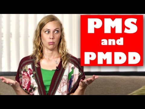 PMS and PMDD - Mental Health Videos with Kati Morton
