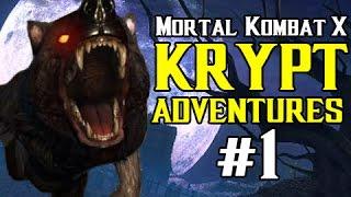 """""""DAMN WOLFDOG!"""" - MKX Krypt Adventures #1"""