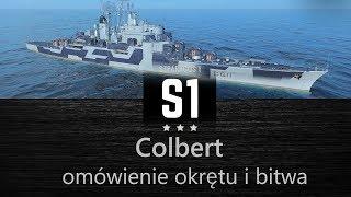 Colbert - nowa X z Francji