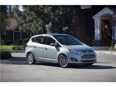 Ford C Max Hybrid 2016 Car Review