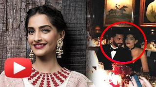 Sonam Kapoor REACTS To Her Affair With Anand Ahuja