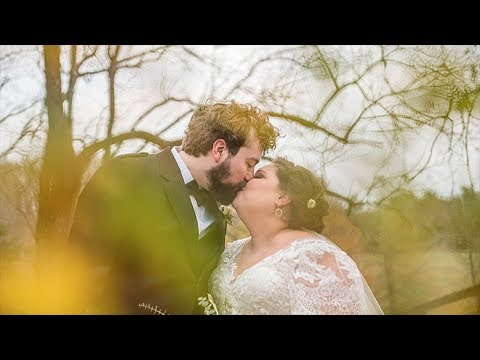 Christine & Paul // A Faith Filled Wedding at Hunter Valley Farms - Knoxville, TN