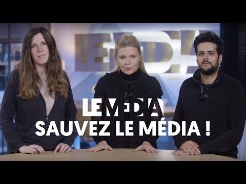 Sauvez le Média ! Point financier numéro 1