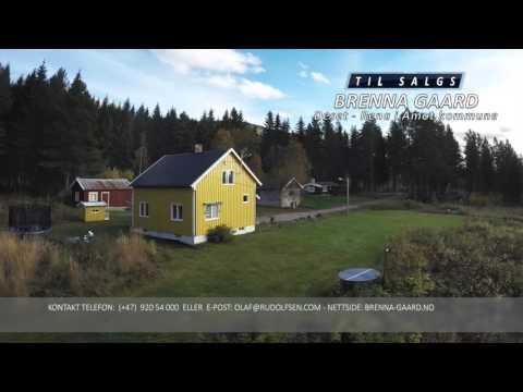 Småbruk til Salgs - Deset - Rena i Åmot Kommune - Olaf Rudolfsen - Norsk versjon