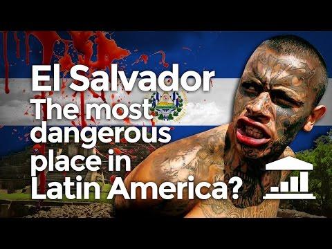 EL SALVADOR: The Most VIOLENT Country In The WORLD? - VisualPolitik EN