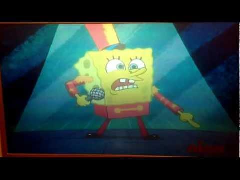Spongebob Super Bowl Halftime Show