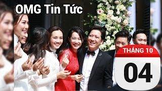 Nhã Phương lộng lẫy trong video lễ cưới... Mùa cúc họa mi đã về| OMG Tin Tức| 04/10/2018
