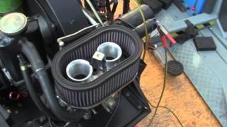 Porsche 912 Engine 2,0l Startup 2