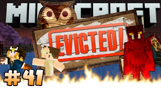 Minecraft: Evicted! #41 - Double Demons! (Yogscast Complete Mod Pack)